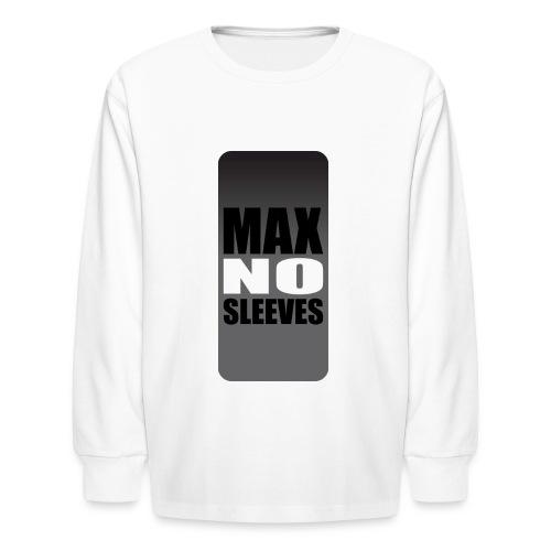 nosleevesgrayiphone5 - Kids' Long Sleeve T-Shirt