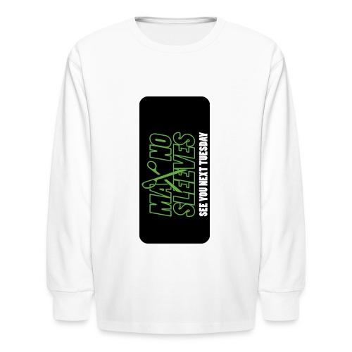 syntiphone5 - Kids' Long Sleeve T-Shirt