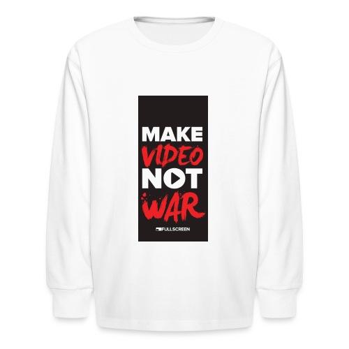 wariphone5 - Kids' Long Sleeve T-Shirt