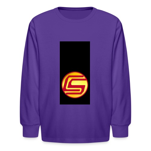 siphone5 - Kids' Long Sleeve T-Shirt