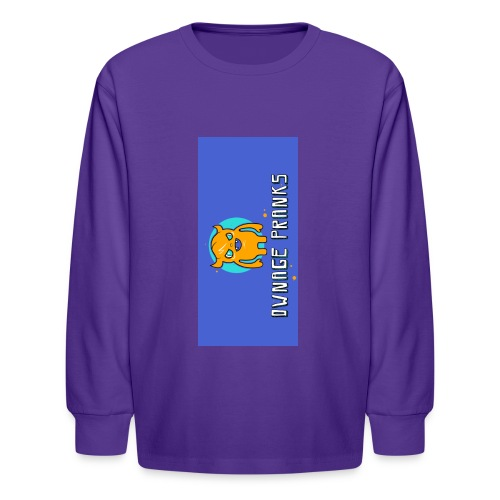 logo iphone5 - Kids' Long Sleeve T-Shirt