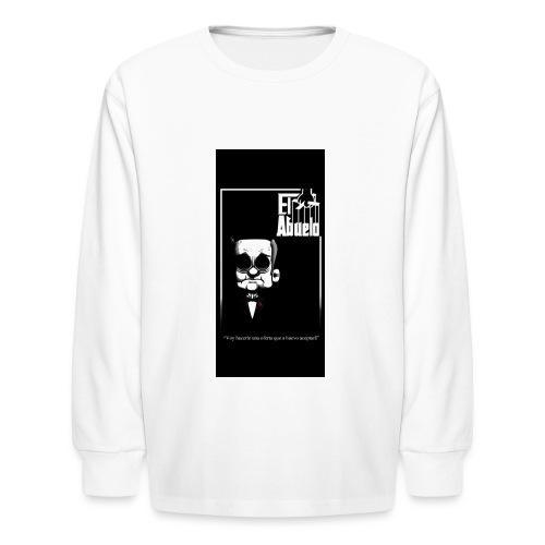 case5iphone5 - Kids' Long Sleeve T-Shirt