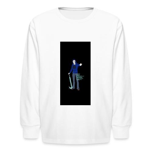 stuff i5 - Kids' Long Sleeve T-Shirt
