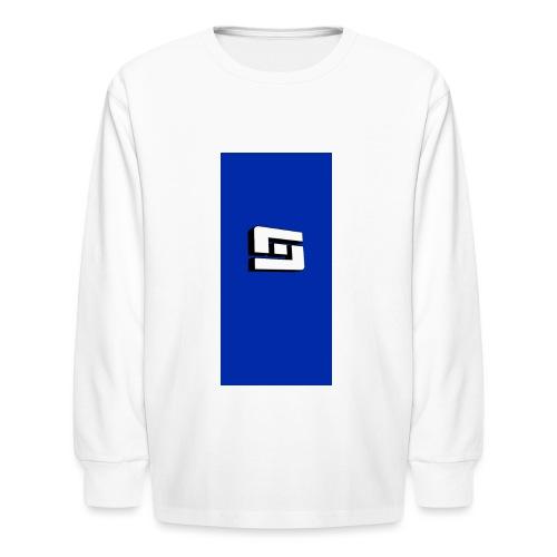 whites i5 - Kids' Long Sleeve T-Shirt