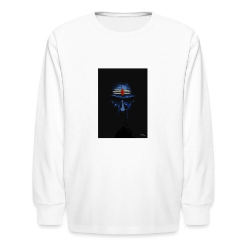 shiva - Kids' Long Sleeve T-Shirt