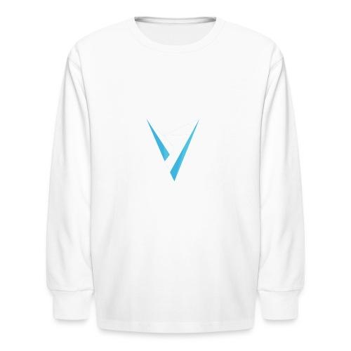 Vvears offical merch - Kids' Long Sleeve T-Shirt