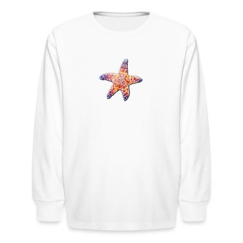 Sea star - Kids' Long Sleeve T-Shirt