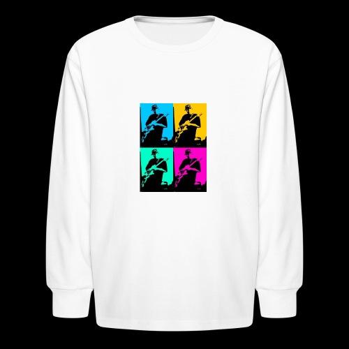 LGBT Support - Kids' Long Sleeve T-Shirt