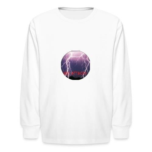 ATTACK - Kids' Long Sleeve T-Shirt
