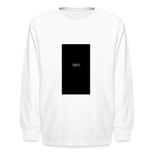 CJMIX case - Kids' Long Sleeve T-Shirt