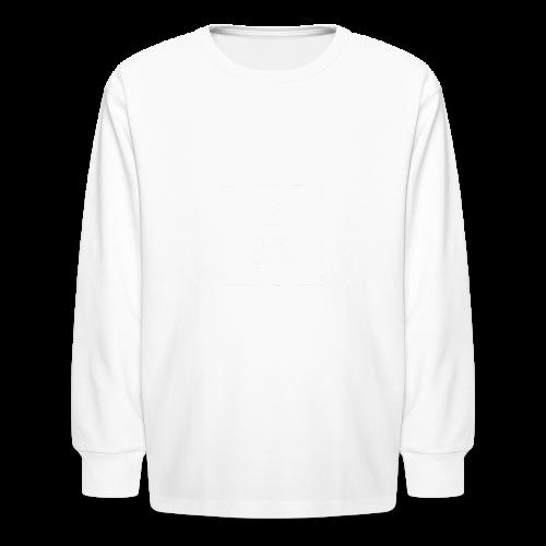 35DD Female - Kids' Long Sleeve T-Shirt