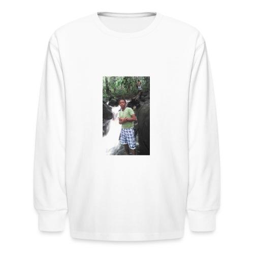 THE ROMEO FALLS - Kids' Long Sleeve T-Shirt