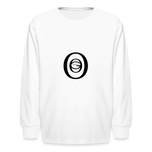 OG_REAL_LOGO_ - Kids' Long Sleeve T-Shirt