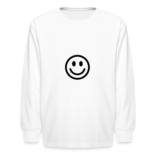 smile - Kids' Long Sleeve T-Shirt