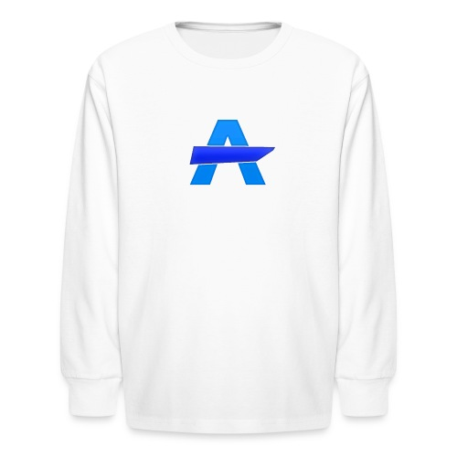 Logo Small - Kids' Long Sleeve T-Shirt