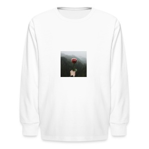 rose - Kids' Long Sleeve T-Shirt