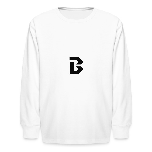 Click here for clothing and stuff - Kids' Long Sleeve T-Shirt