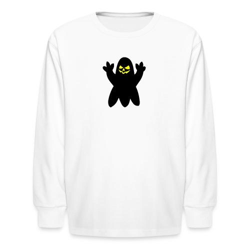 Halloween spook - Kids' Long Sleeve T-Shirt