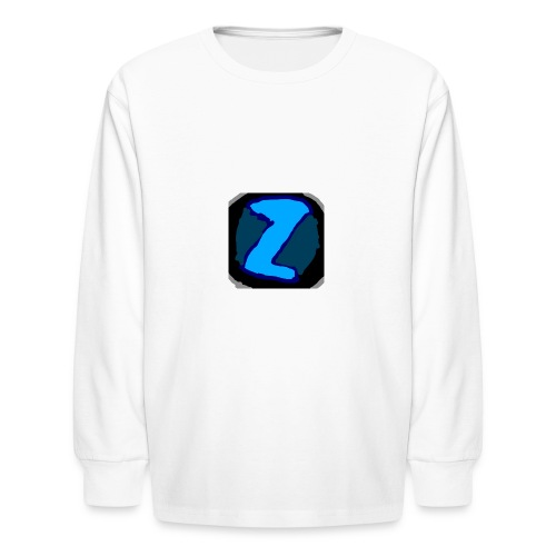 logo vol 2 - Kids' Long Sleeve T-Shirt
