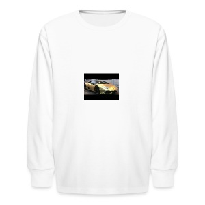 Ima_Gold_Digger - Kids' Long Sleeve T-Shirt