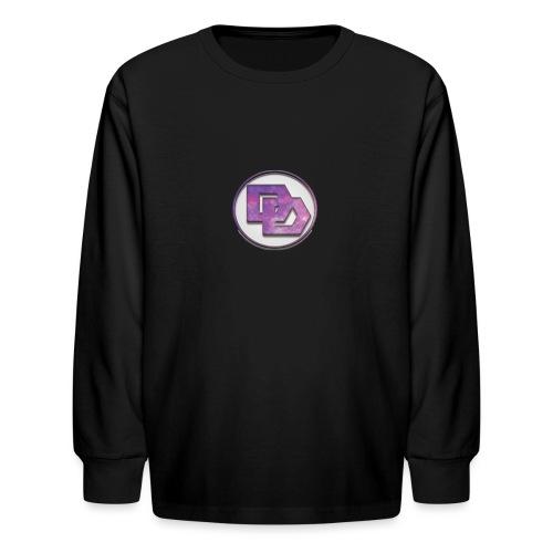 DerpDagg Logo - Kids' Long Sleeve T-Shirt
