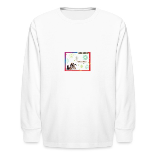 animals - Kids' Long Sleeve T-Shirt