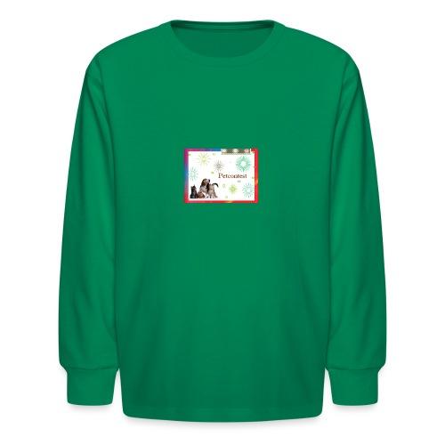 animals - Kids' Long Sleeve T-Shirt