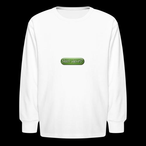 IMG 0448 - Kids' Long Sleeve T-Shirt