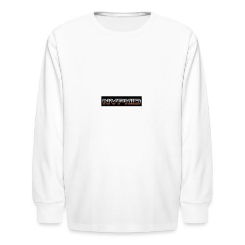 nvpkid shirt - Kids' Long Sleeve T-Shirt