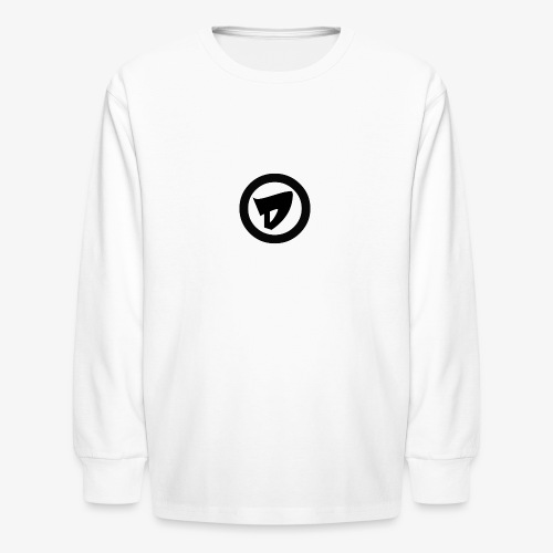 DrippyNicLogo - Kids' Long Sleeve T-Shirt