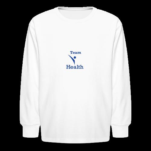 1TeamHealth - Kids' Long Sleeve T-Shirt