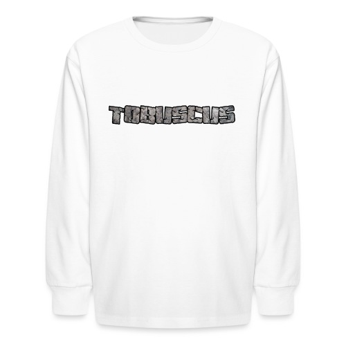 tobuscus kids long sleeve t shirt - Kids' Long Sleeve T-Shirt