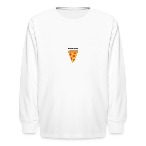 pizza for iKMCCN - Kids' Long Sleeve T-Shirt