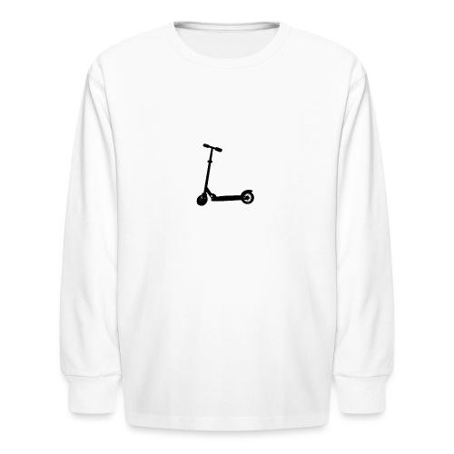 booter - Kids' Long Sleeve T-Shirt