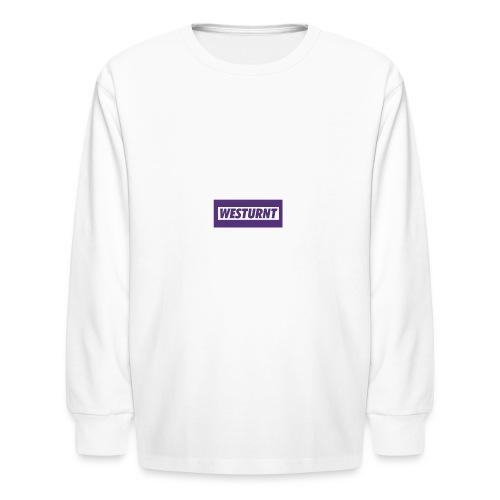 Westurnt - Kids' Long Sleeve T-Shirt
