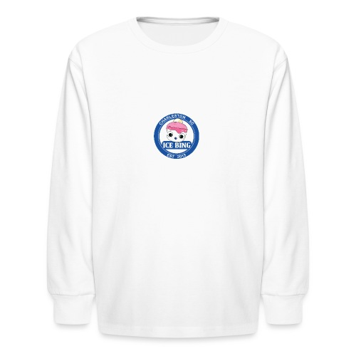 ICEBING002 - Kids' Long Sleeve T-Shirt