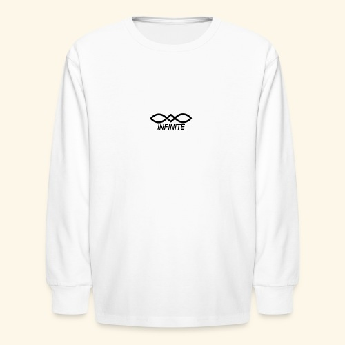 INFINITE - Kids' Long Sleeve T-Shirt