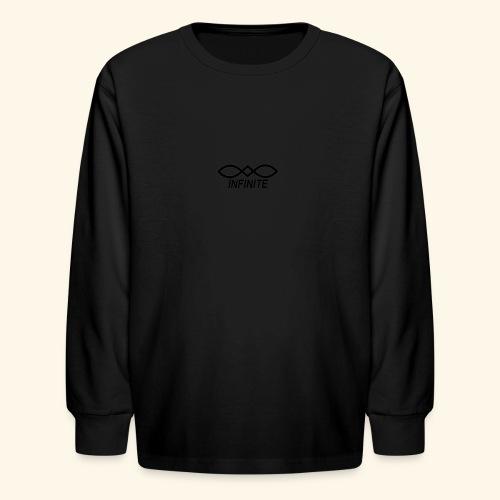 INFINITE - Kids' Long Sleeve T-Shirt