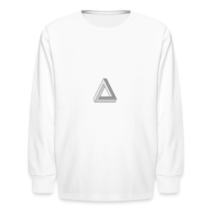 Thomas Morose Logo - Kids' Long Sleeve T-Shirt