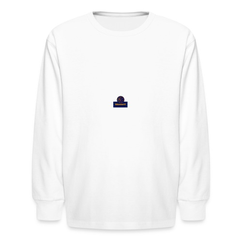Logo #1 - Kids' Long Sleeve T-Shirt