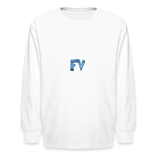 FV - Kids' Long Sleeve T-Shirt