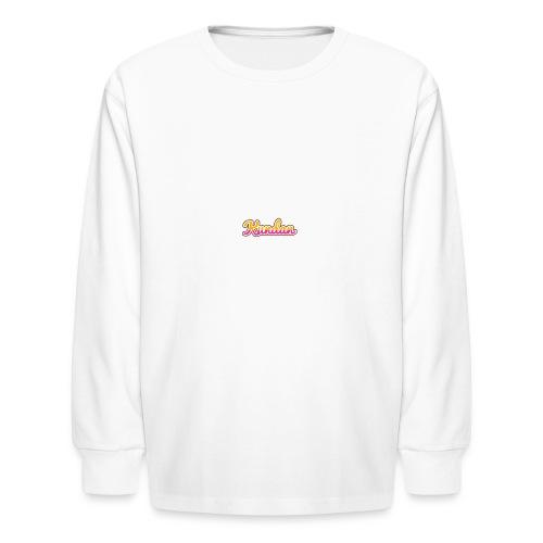 Merch - Kids' Long Sleeve T-Shirt