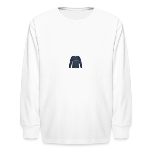 fan shirts or fan - Kids' Long Sleeve T-Shirt