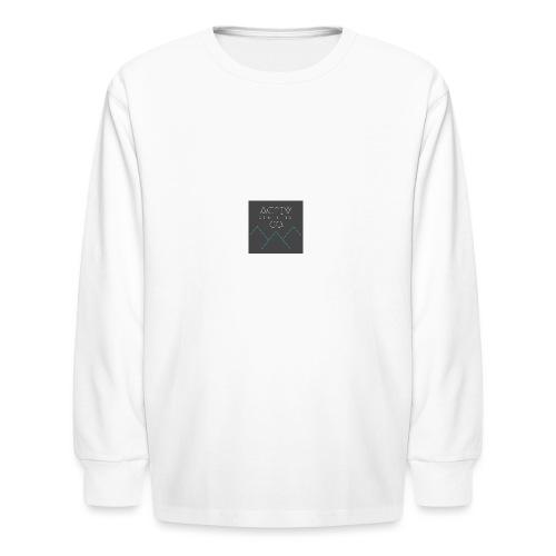 Activ Clothing - Kids' Long Sleeve T-Shirt