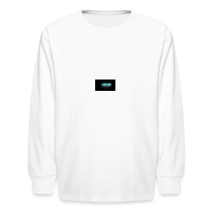 Gamer4Life Tshirt - Kids' Long Sleeve T-Shirt