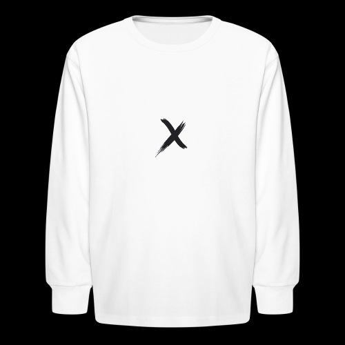 XaviVlogs - Kids' Long Sleeve T-Shirt