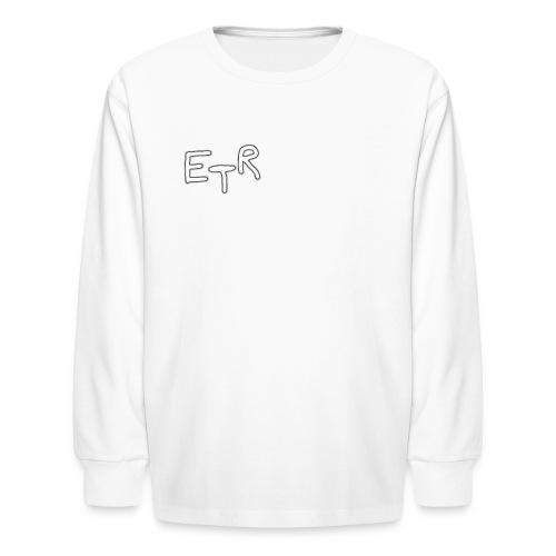 ETR - Kids' Long Sleeve T-Shirt