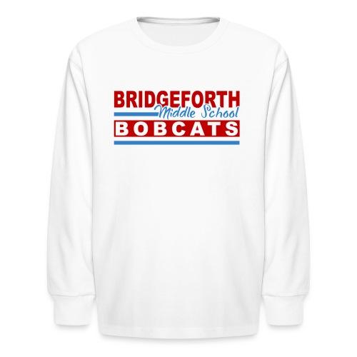 BMS T-Shirt - Kids' Long Sleeve T-Shirt