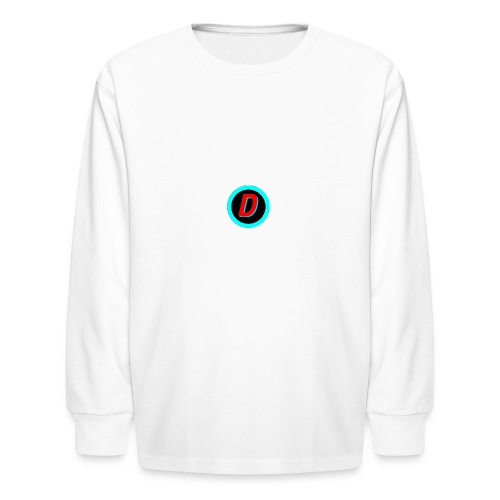 Dan # 16 - Kids' Long Sleeve T-Shirt