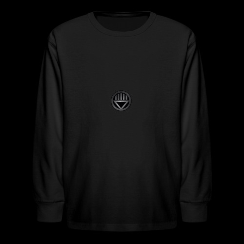 Knight654 Logo - Kids' Long Sleeve T-Shirt